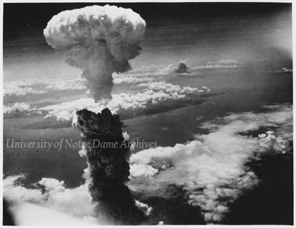 the controversy regarding the atomic bomb in 1945 More than 70 years ago, the united states of america dropped the first atomic bomb on august 6, 1945, usa dropped a bomb on hiroshima three days later, they bombed another japanese town, nagasaki.
